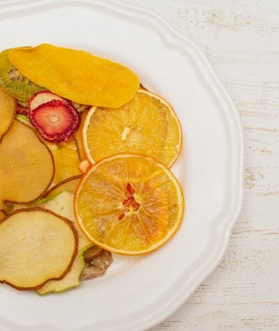 Dry or Dehydrate Fruits and Veggies