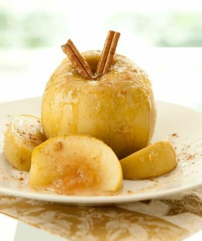 Recipe: Baked Cinnamon Apples