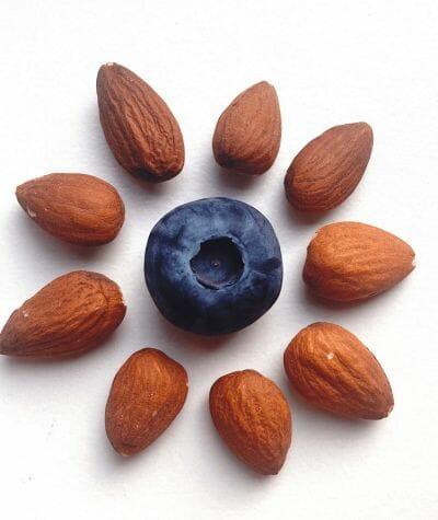 Recipe: Blueberry Almond Granola