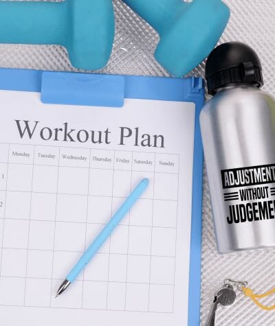 Planning Your Own Workout Program: The Basics